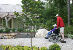 wheelchair rentals available - BFreeman photo