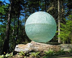 resizeChisled Glass Orb