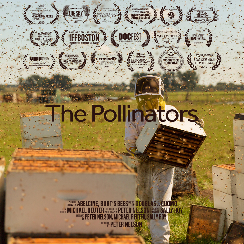 Screening of The Pollinators @ Harbor Theater
