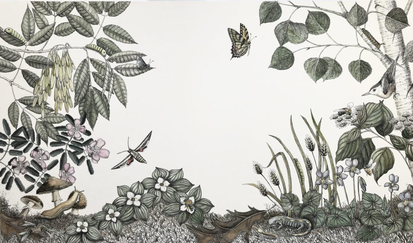 Restoring the Wild II by Vanessa Nesvig