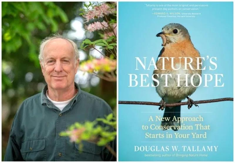 Doug Tallamy's book, Nature's Best Hope